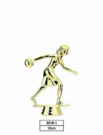 Bowling Figurine
