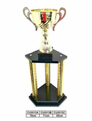 Euro Metal Cups