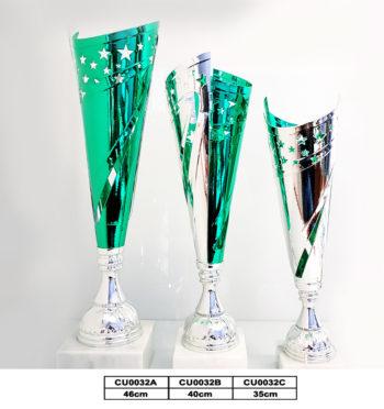 Euro Metal Trophy Cups